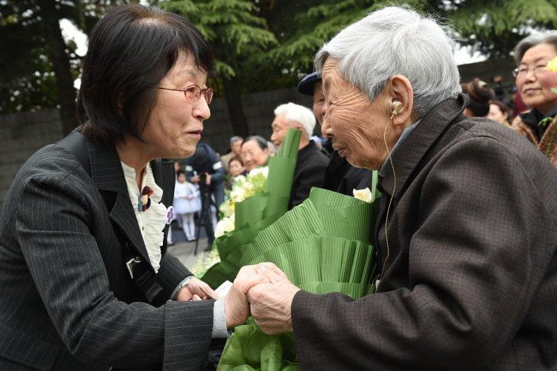 研究南京大屠殺歷史 一個日本女作家的「抗戰」
