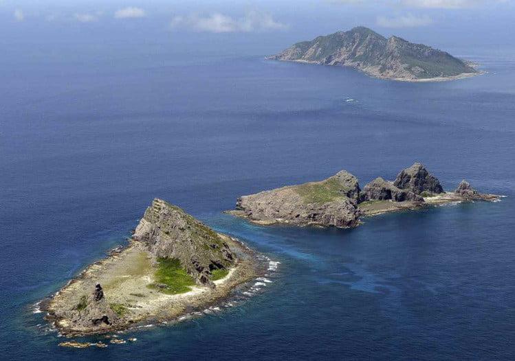 海警船入釣島海域 陸首度搶先日本公布20160911