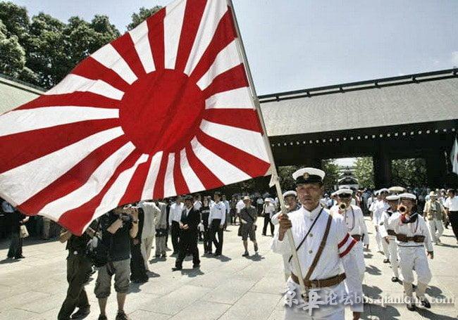 毫悔意的日本極端民族主義