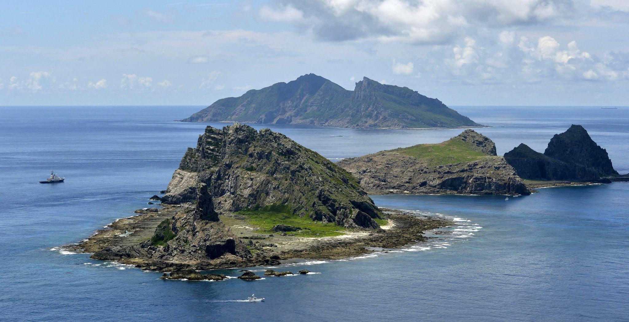 陸學者披露日本甲午戰爭地圖 證明釣魚台屬中國