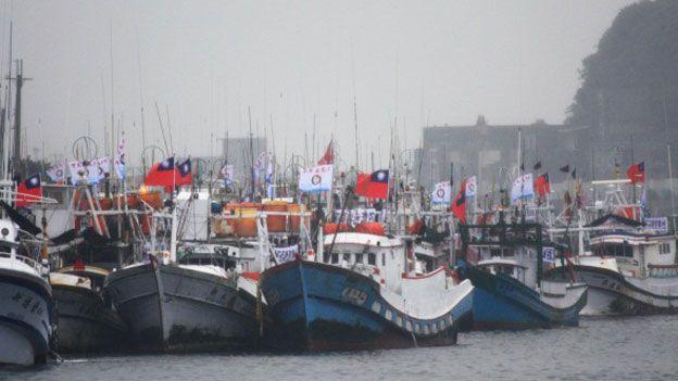 「為生存,護漁權」──紀念蘇澳漁民保衛釣魚台五週年