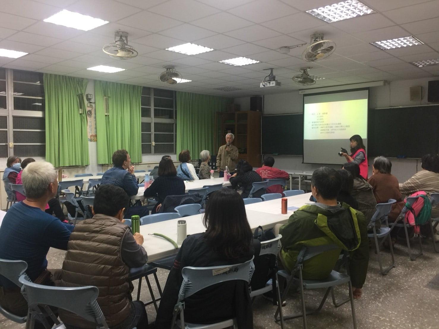 公民通識講座新嘗試!結合常民語言 加深與社區大學的合作
